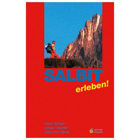 Edition Filidor - Salbit erleben! - Climbing guide