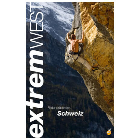 Edition Filidor - Schweiz Extrem West - Climbing guides