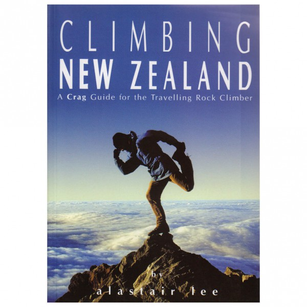Posing Productions - Climbing New Zealand - Kletterführer