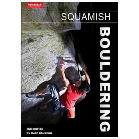 Quickdraw - Squamish Bouldering - Topos bouldering