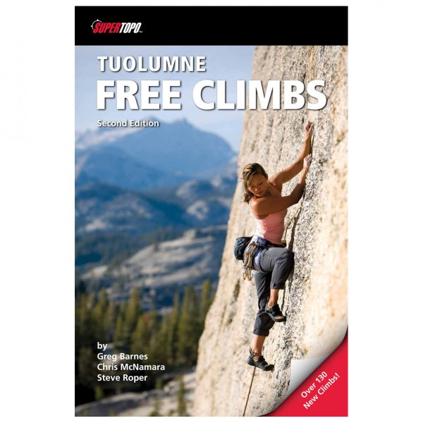 Supertopo - Tuolumne Free Climbs - Climbing guides
