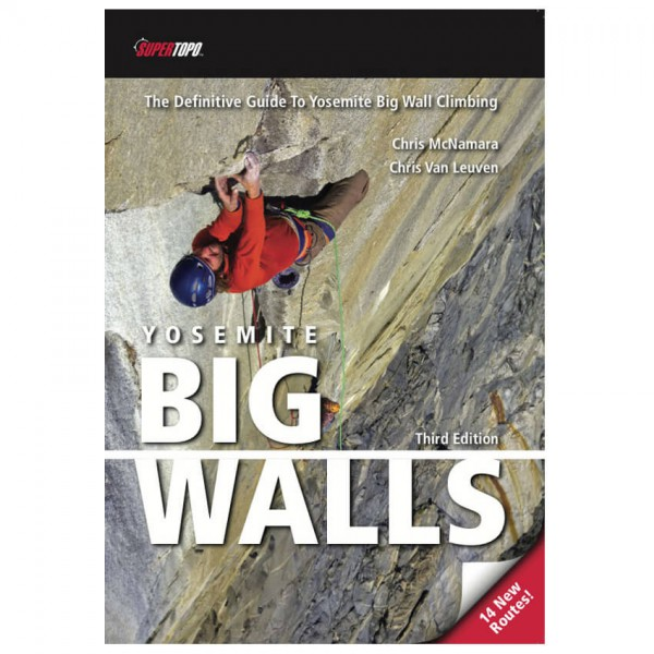 Supertopo - Yosemite Big Walls - Klimgidsen
