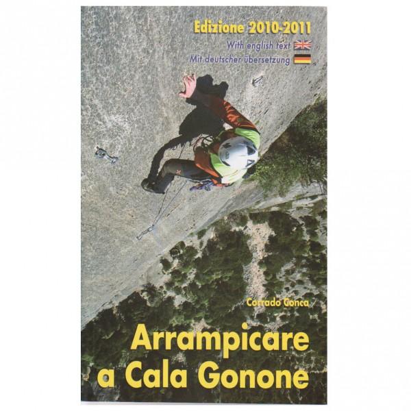 Segnavia - Arrampicare a Cala Gonone - Klatreguides