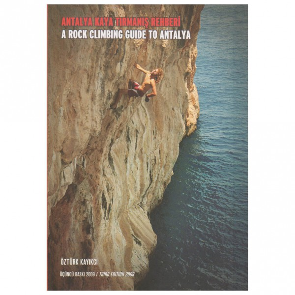 Ozturk - Climbing Guide to Antalya - Guides d'escalade