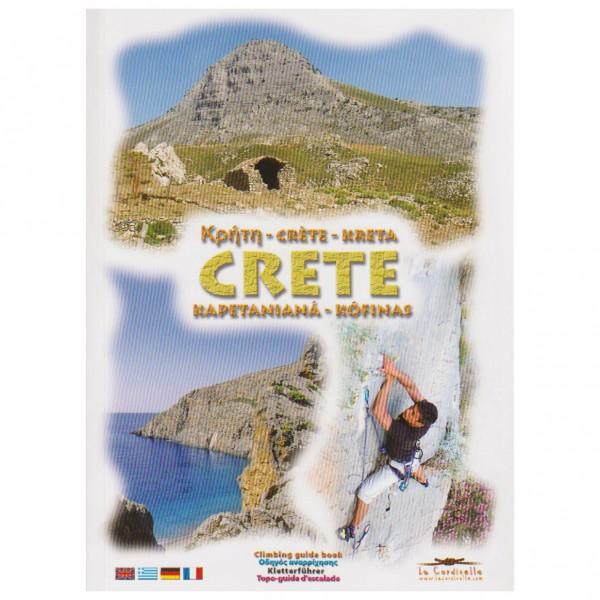 La Corditelle - Crete Topo Climbing Guide - Kletterführer