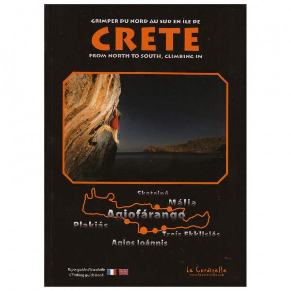 La Corditelle - Crete: Climbing from North to South - Klimgids