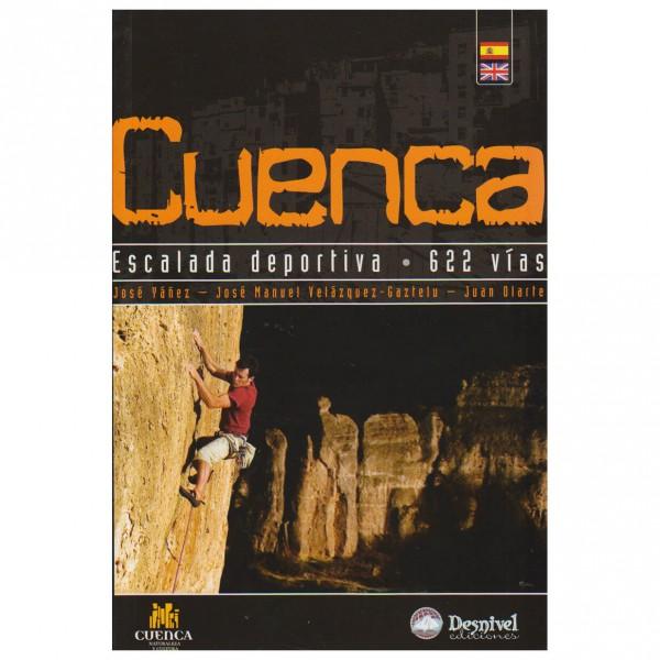 Desnivel - Cuenca - Escalada deportiva - Climbing guides