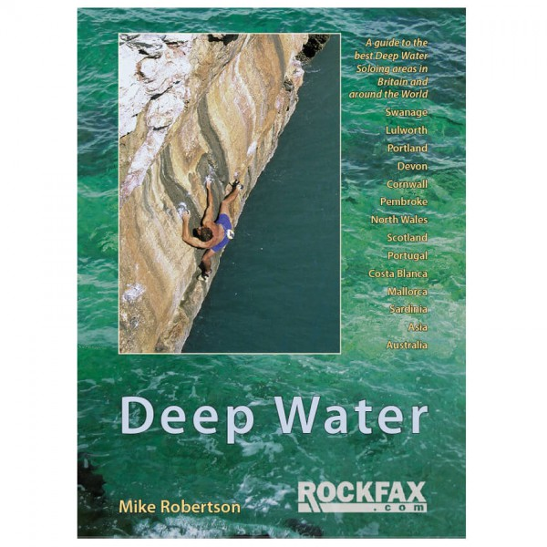 Rockfax - Deep Water - Guides d'escalade