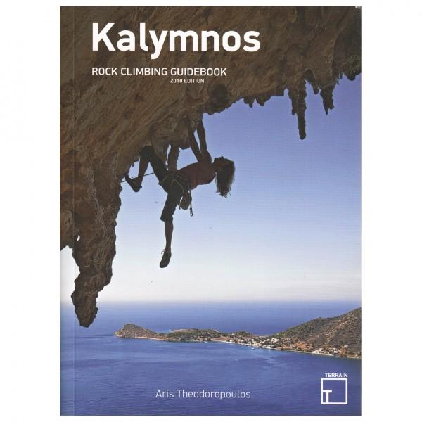 Hellenic Ac - Kalymnos - Rock Climbing Guide - Kletterführer