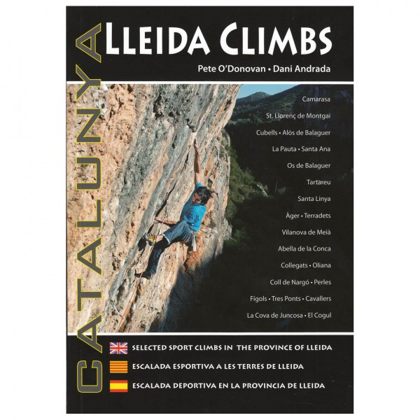 Pod Climbing - Lleida Climbs - Catalunya - Guides d'escalade