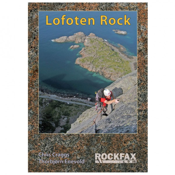 Rockfax - Lofoten Rock - Guides d'escalade