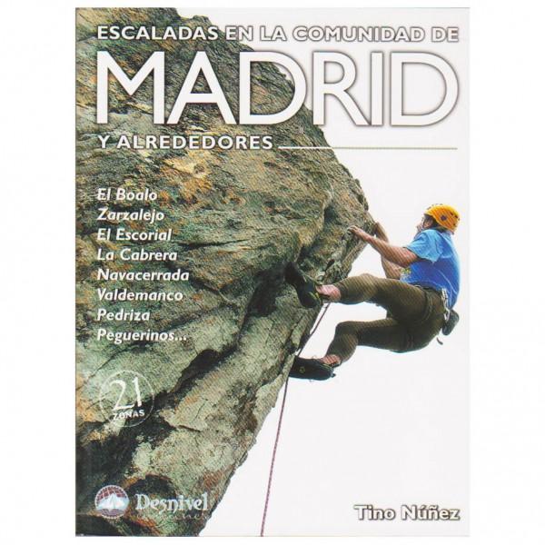 Desnivel - Madrid - Climbing guide