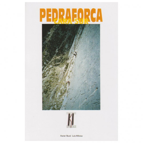 Supercrack - Pedraforca - Klätterförare