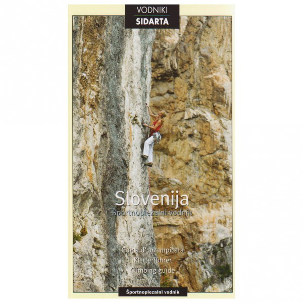 Sidarta - Slovenia Sport Climbs - Plezalisca - Kletterführer