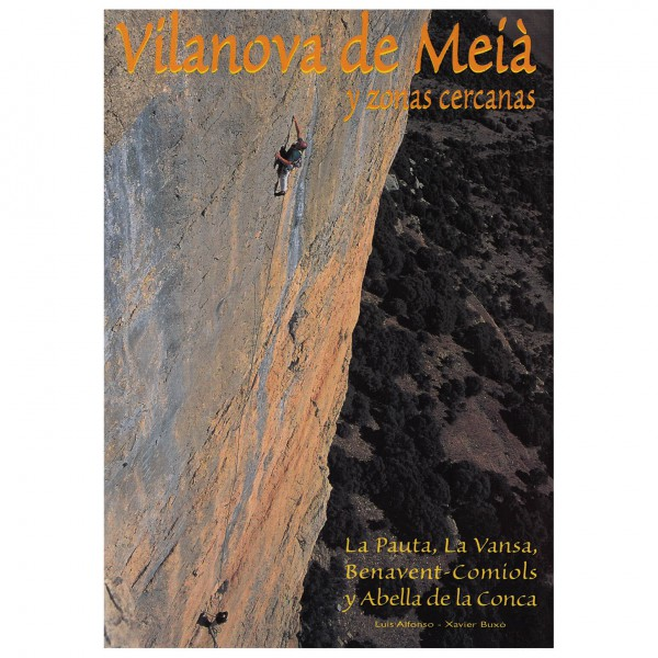 Supercrack - Vilanova De Meia - Klimgidsen