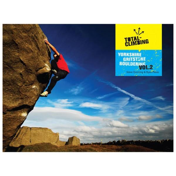 Total Climbing - Yorkshire Gritstone Bouldering Vol.2 - Bouldering guide