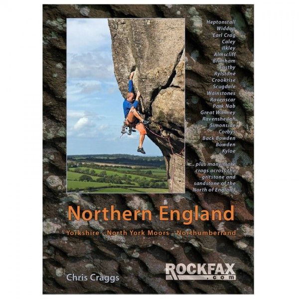 Rockfax - Northern England - Climbing guides