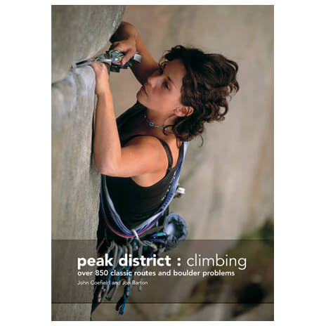 Vertebrate - Peak District: Climbing - Climbing guides
