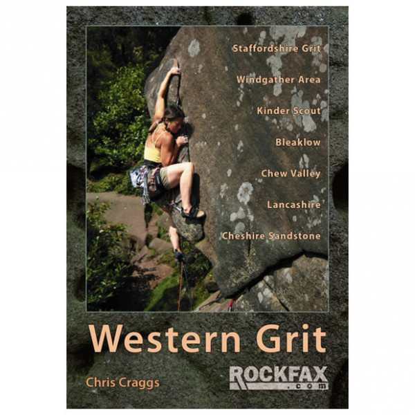 Rockfax - Western Grit - Climbing guide