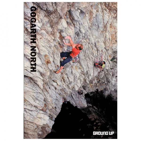 Ground Up - Gogarth North - Climbing guides