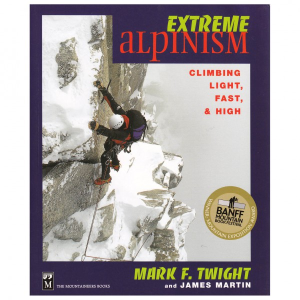 Mountaineers - Extreme Alpinism - Lehrbuch