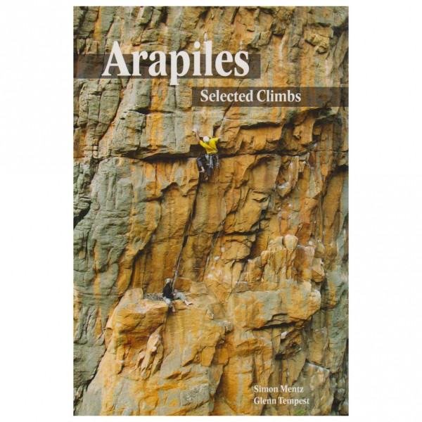 Open Spaces Publishing - Arapiles Selected Climbs