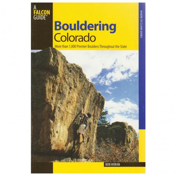 Falcon Press Publishing - Bouldering Colorado - Boulderführer