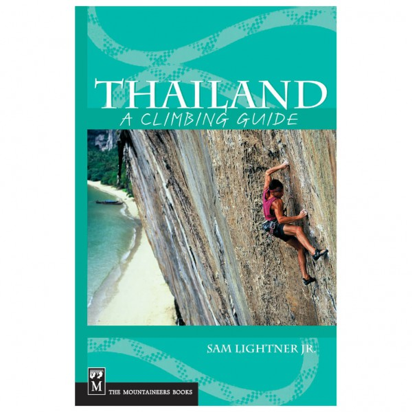 Mountaineers - Thailand: A Climbing Guide - Climbing guides