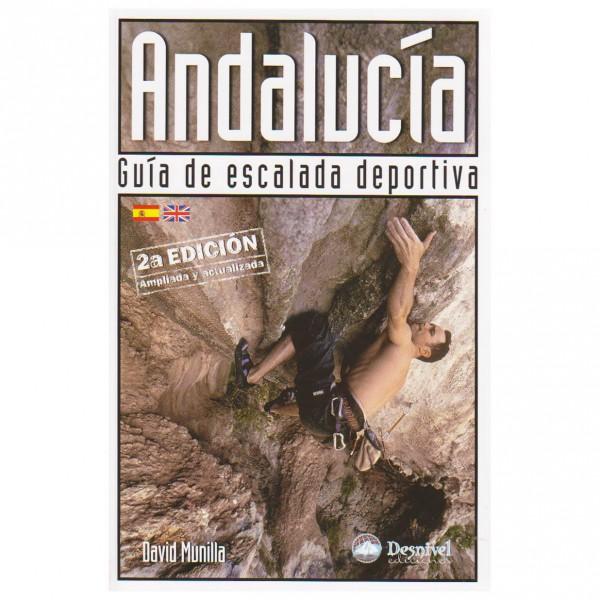 Desnivel - Andalucia - Guia de escalada deportiva