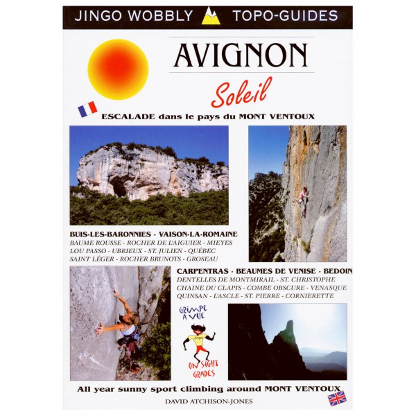 Jingo Wobbly - Avignon Solei - Guides d'escalade