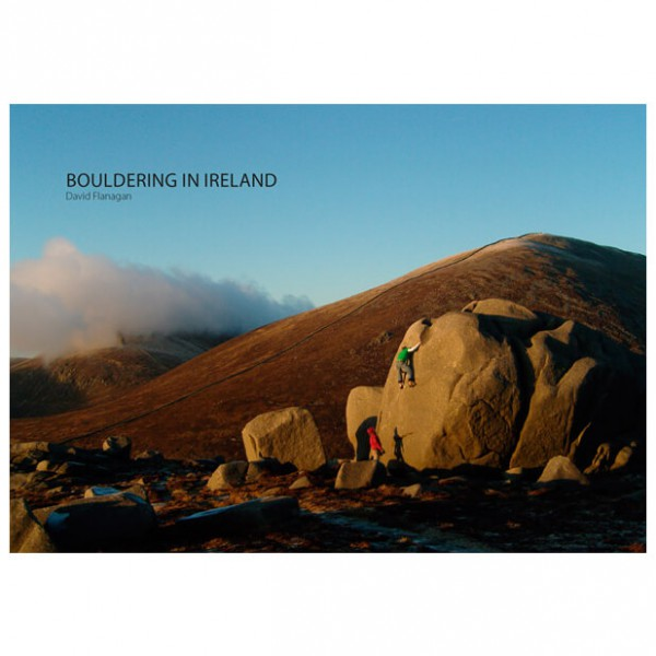 Bouldering in Ireland - Boulderführer