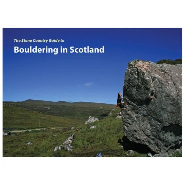 Stone Country Press - Bouldering in Scotland - Bouldergidsen