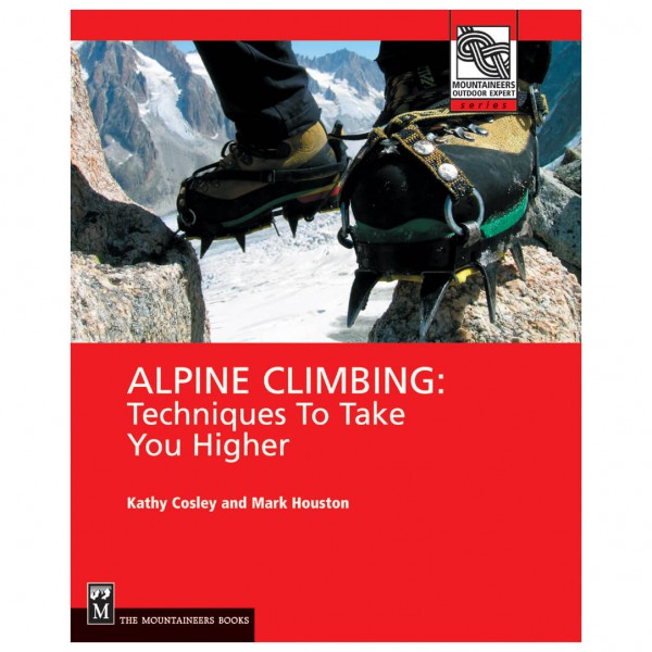 Mountaineers - Alpine Climbing - Lehrbuch