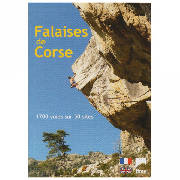 FFME - Falaises de Corse - Klimgidsen