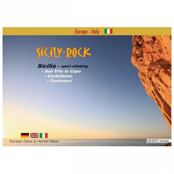 Gebro-Verlag - Sicily-Rock - Climbing guides