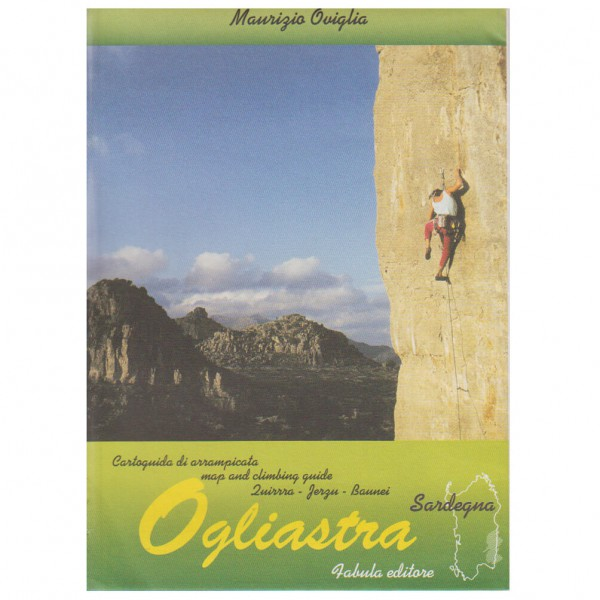 Fabula Editore - Ogliastra - Sardegna - Kletterführer