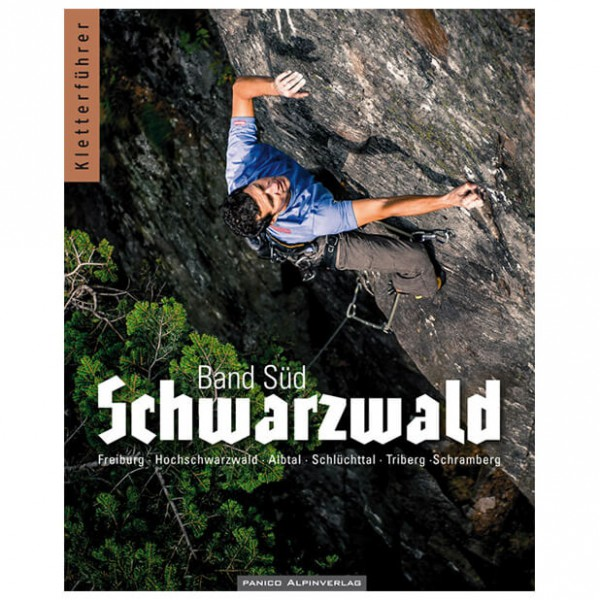 Panico Alpinverlag - Schwarzwald Band Süd - Klimgidsen