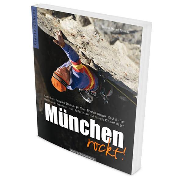 Panico Alpinverlag - München rockt! - Kiipeilyoppaat