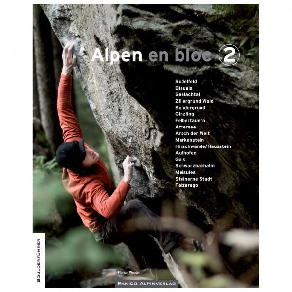 Panico Verlag - Alpen en bloc (Band 2) - Topos bouldering