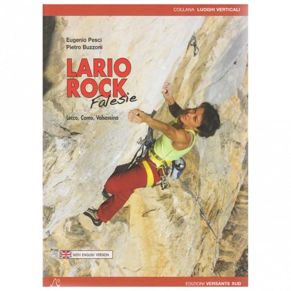 Versante Sud - Lario Rock - Guides d'escalade