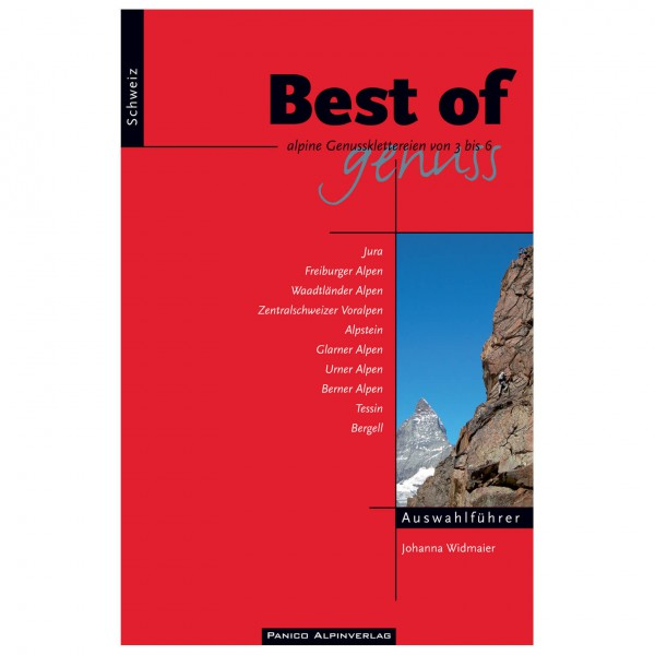 Panico Alpinverlag - Best of Genuss Band 3
