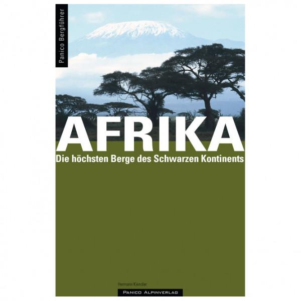 Panico Alpinverlag - Afrika - Alpine guide books