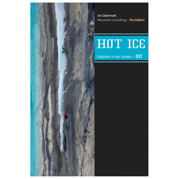Mountain Consulting - Hot Ice - Ice climbing guide
