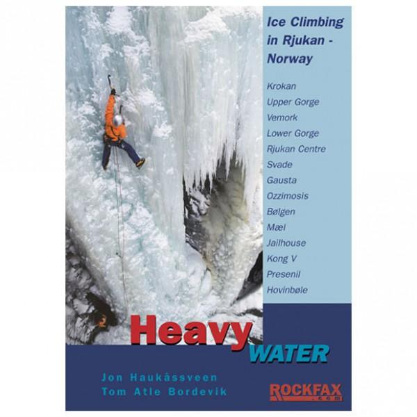 Rockfax - Heavy Water - Rjukan Ice - Ice climbing guides