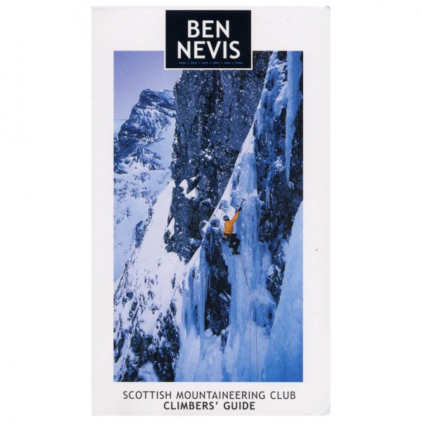 SMC - Ben Nevis - Rock&Ice Climbs - Eiskletterführer