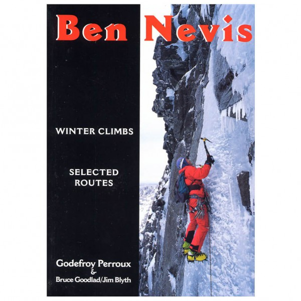 J M Editions - Ben Nevis - Winter Climbs