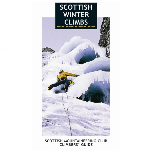 Scottish Winter Climbs - Ice climbing guide