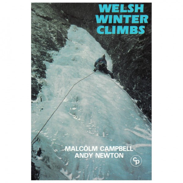Cicerone - Welsh Winter Climbs - Isklatring guides