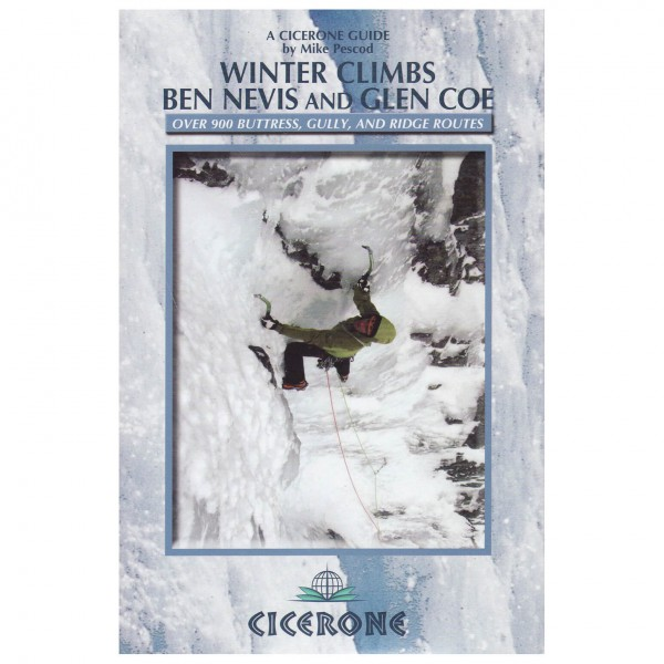 Cicerone - Winter Climbs Ben Nevis and Glen Coe - Isklatreguide
