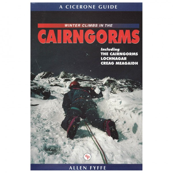 Cicerone - Winter Climbs in the Cairngorms